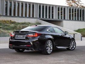 Ver foto 4 de Lexus RC 350 Australia 2014