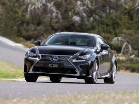 Ver foto 3 de Lexus RC 350 Australia 2014
