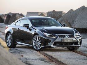 Ver foto 17 de Lexus RC 350 Australia 2014