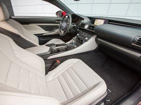 Ver foto 24 de Lexus RC 350 F-Sport 2014