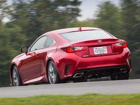 Ver foto 16 de Lexus RC 350 F-Sport 2014