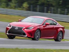 Ver foto 14 de Lexus RC 350 F-Sport 2014