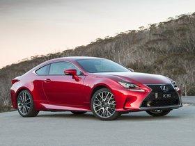 Ver foto 6 de Lexus RC 350 F-Sport Australia 2014