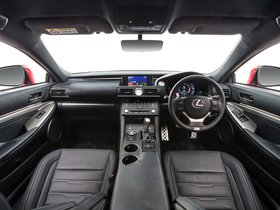 Ver foto 16 de Lexus RC 350 F-Sport Australia 2014