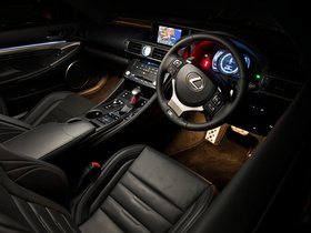 Ver foto 15 de Lexus RC 350 F-Sport Australia 2014
