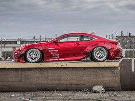 Ver foto 9 de Lexus RC 350 F Sport by Gordon Ting 2014