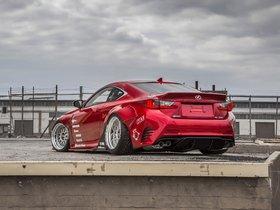 Ver foto 6 de Lexus RC 350 F Sport by Gordon Ting 2014