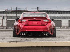 Ver foto 5 de Lexus RC 350 F Sport by Gordon Ting 2014