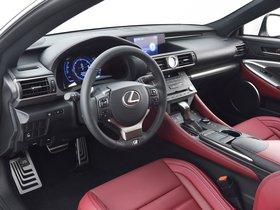 Ver foto 10 de Lexus RC 350 F-Sport 2014