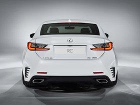 Ver foto 2 de Lexus RC 350 F-Sport 2014