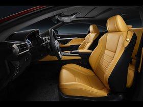 Ver foto 6 de Lexus RC 350 USA 2014