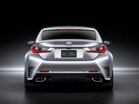 Ver foto 2 de Lexus RC 350 USA 2014