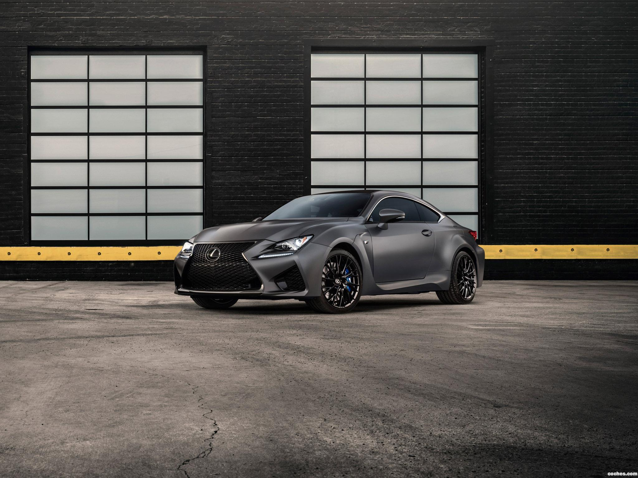 Foto 0 de Lexus RC-F 10th Anniversary Limited USA  2018