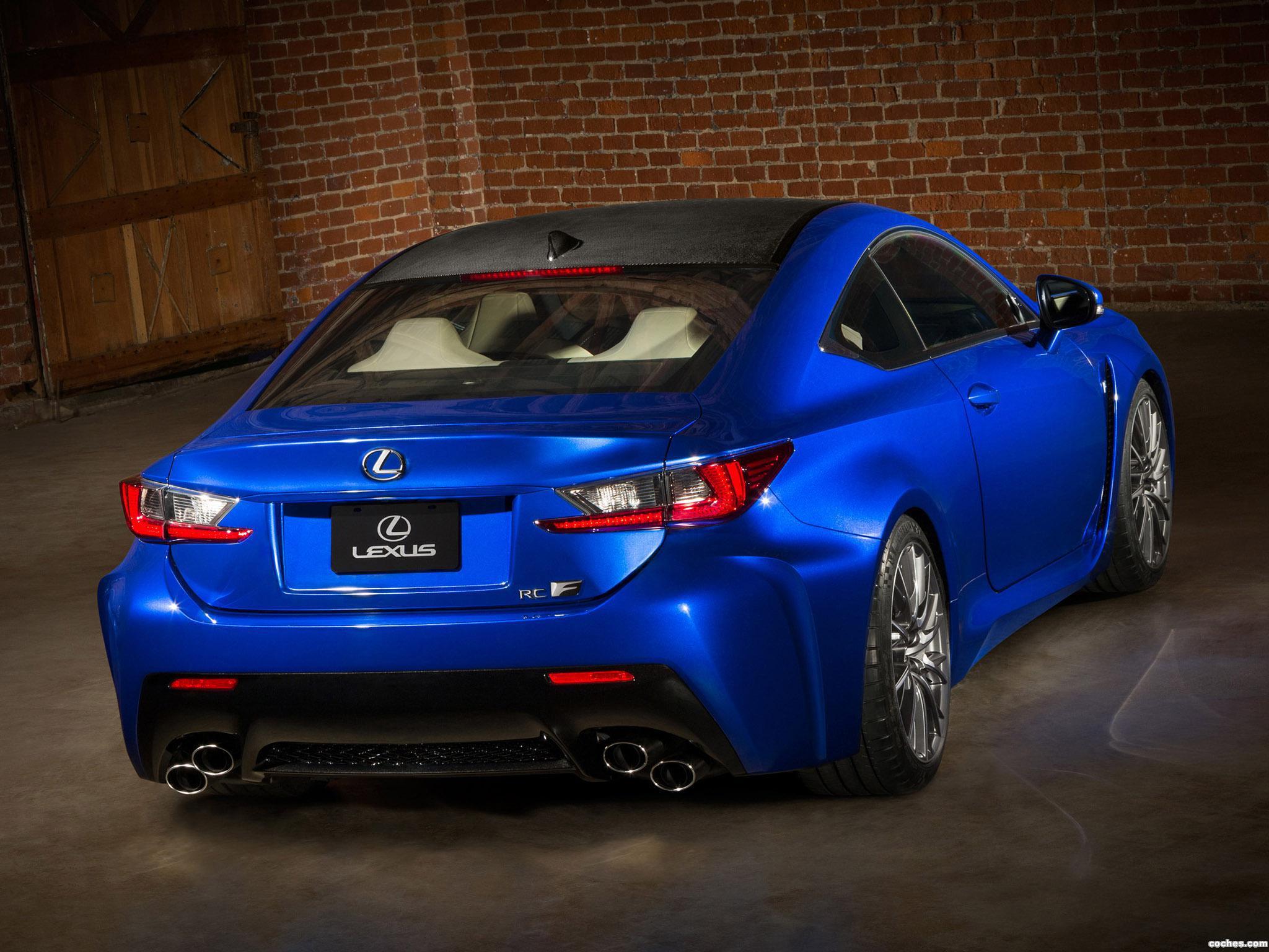 Foto 59 de Lexus RC F 2014