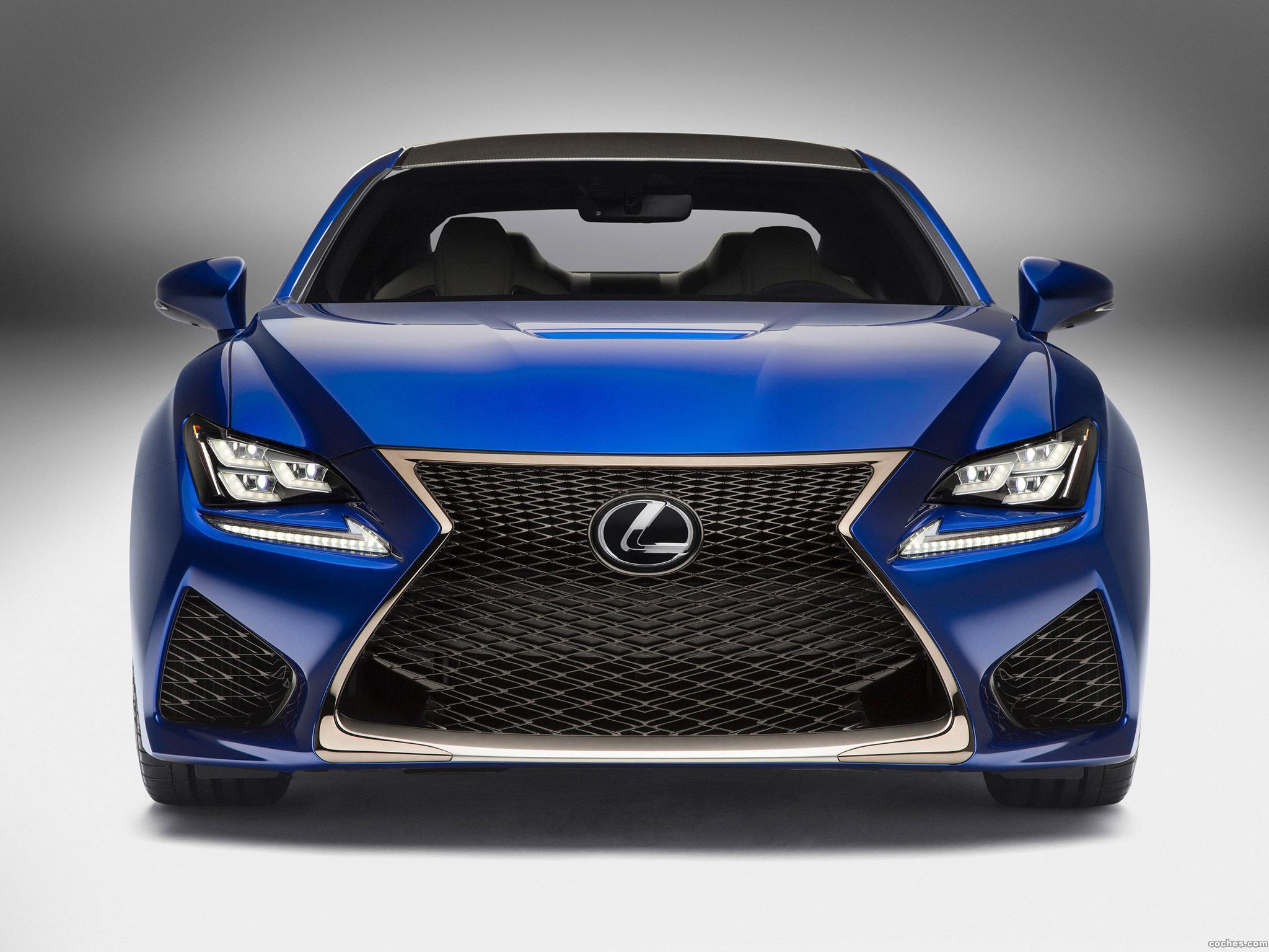 Foto 55 de Lexus RC F 2014