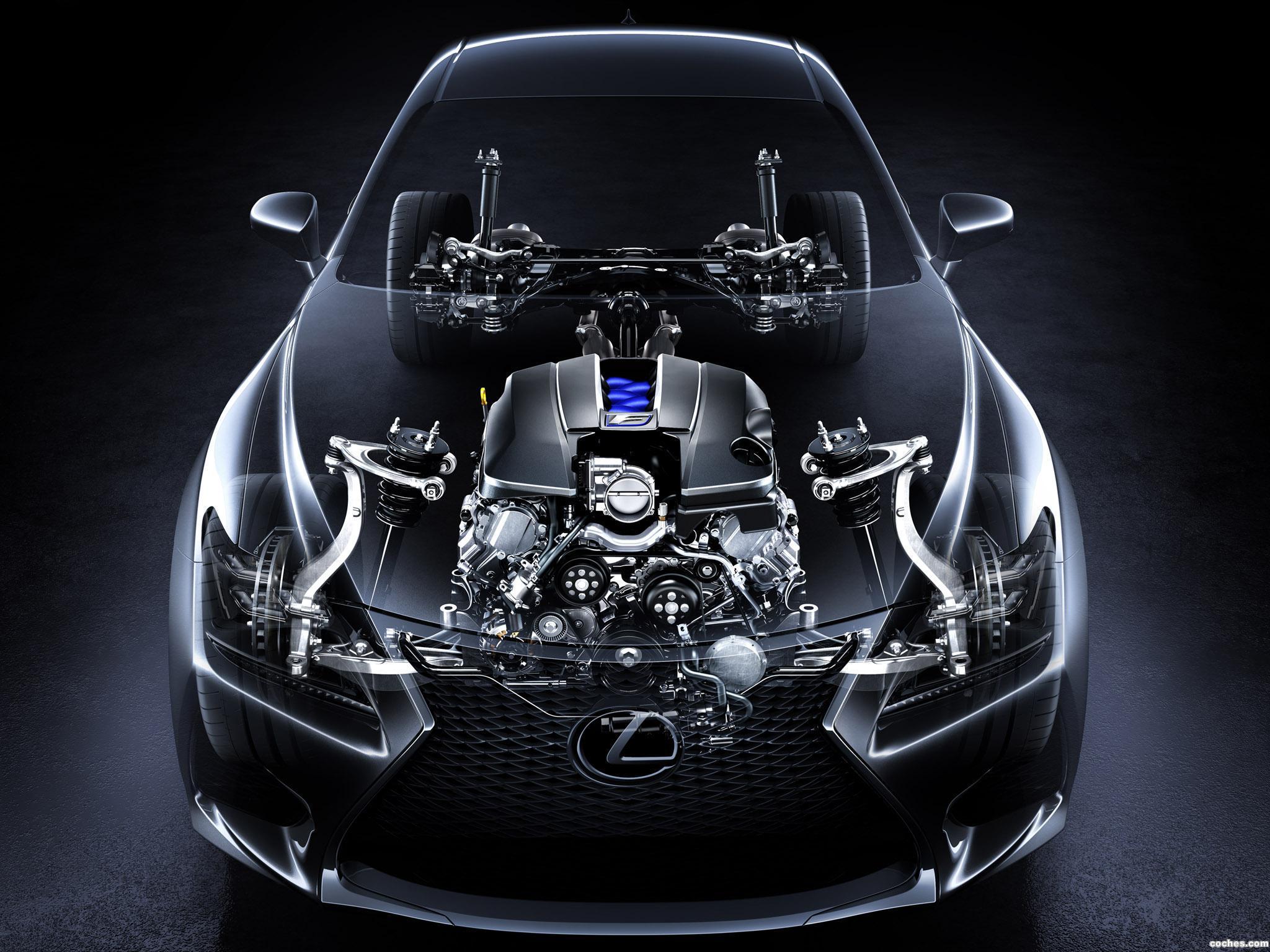 Foto 52 de Lexus RC F 2014