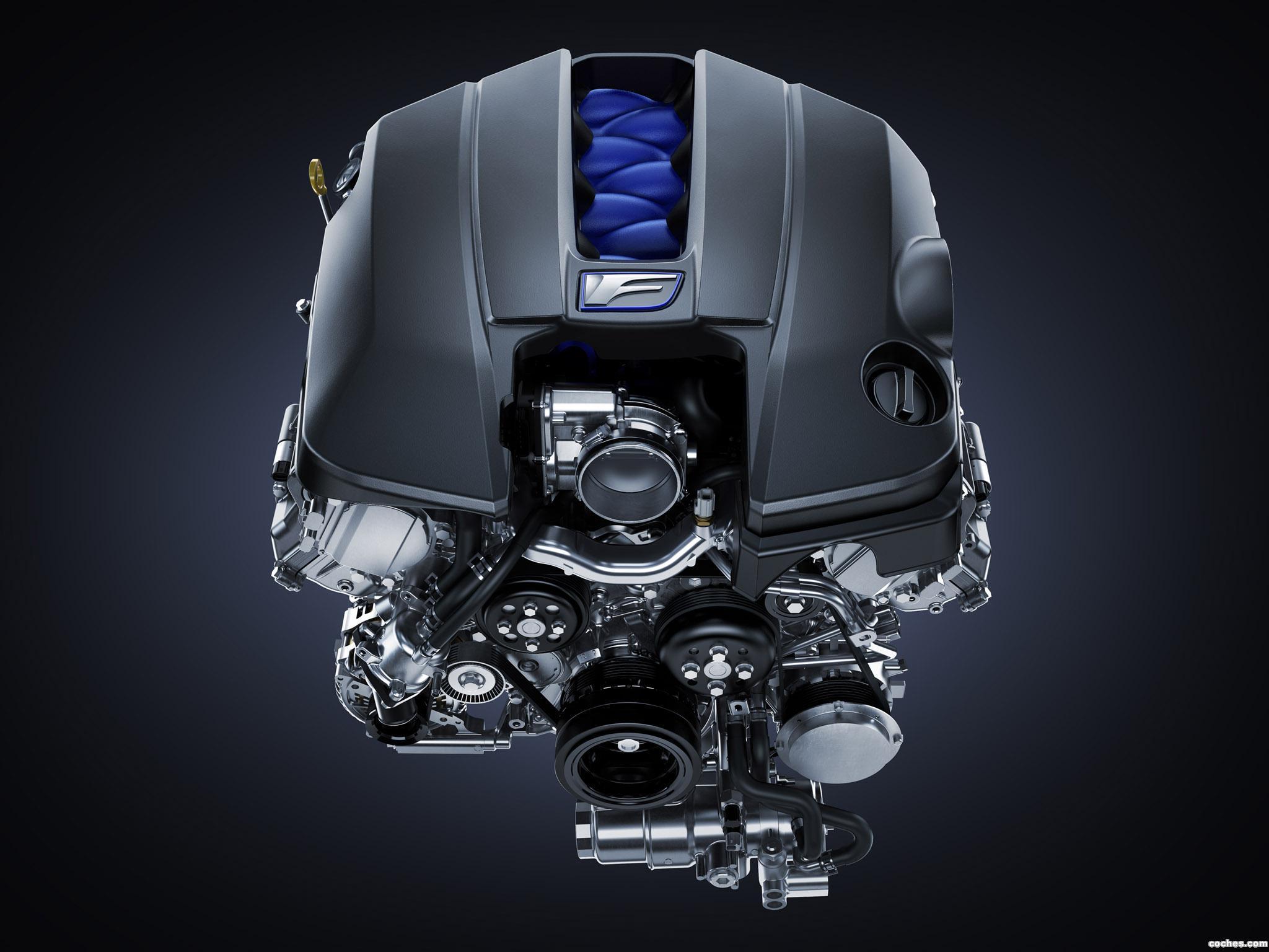 Foto 50 de Lexus RC F 2014