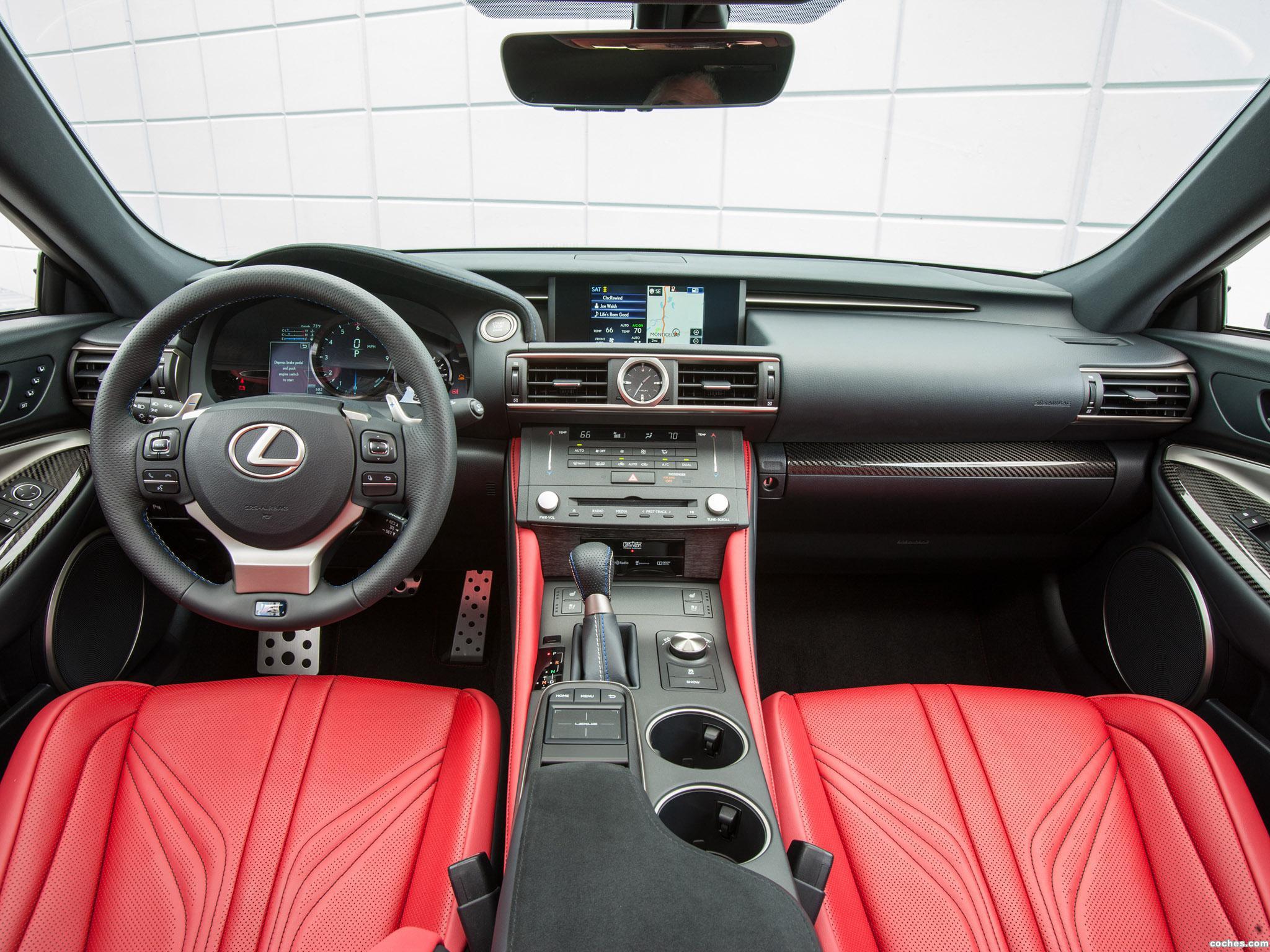 Foto 41 de Lexus RC F 2014