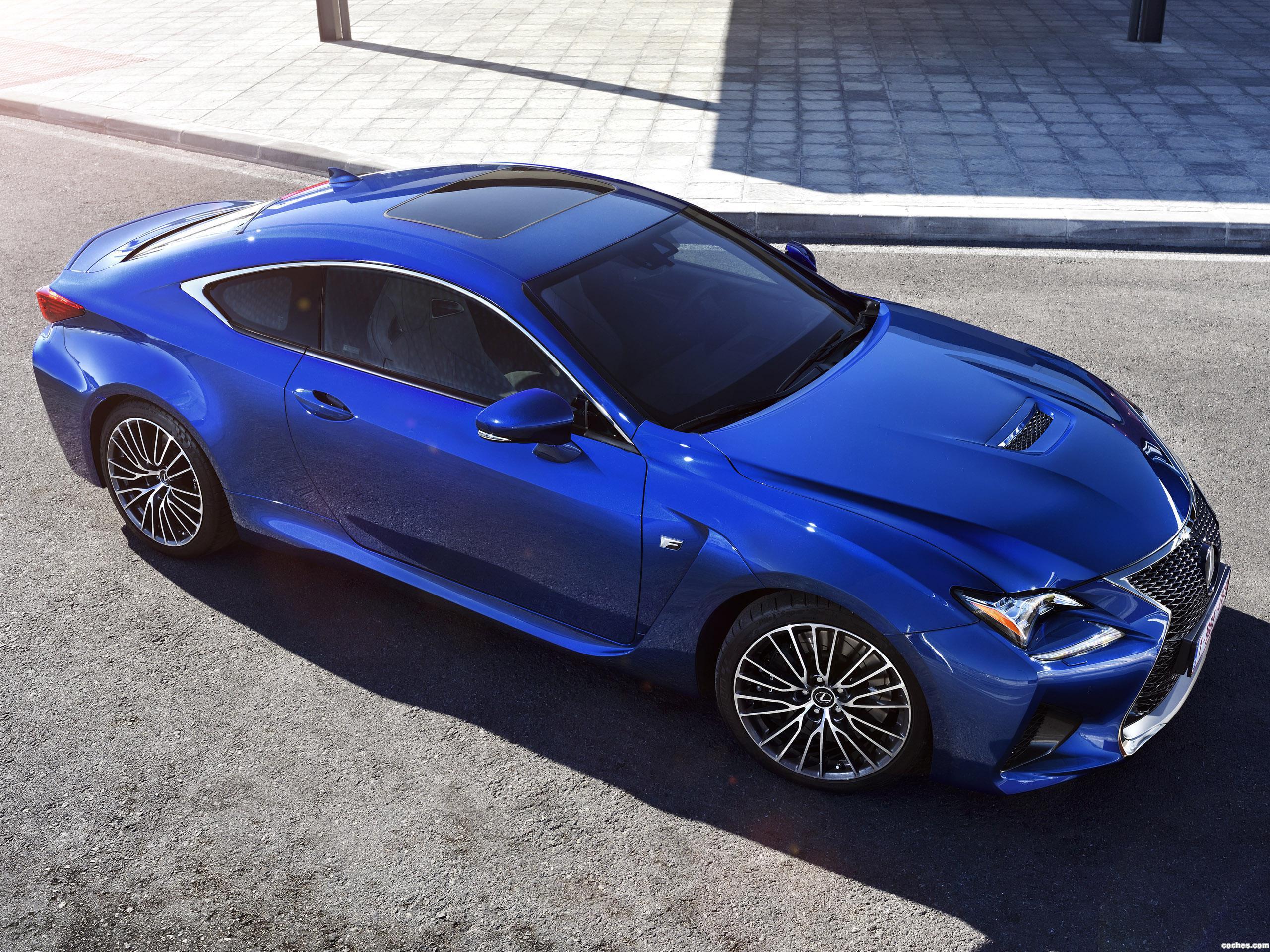 Foto 76 de Lexus RC F 2014