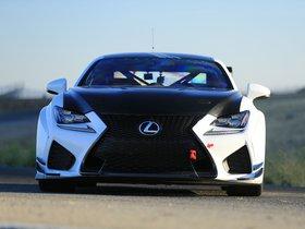 Ver foto 7 de Lexus RC F GT Concept 2015