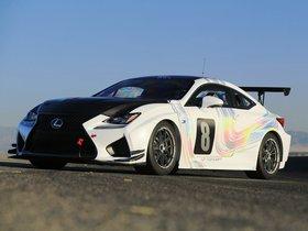 Ver foto 6 de Lexus RC F GT Concept 2015