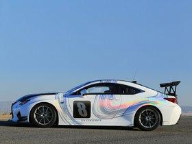 Ver foto 3 de Lexus RC F GT Concept 2015