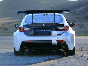 Ver foto 2 de Lexus RC F GT Concept 2015