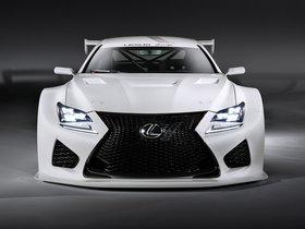 Fotos de Lexus RC-F GT3 Concept 2014
