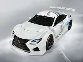 Ver foto 14 de Lexus RC-F GT3 Concept 2014