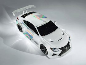 Ver foto 12 de Lexus RC-F GT3 Concept 2014