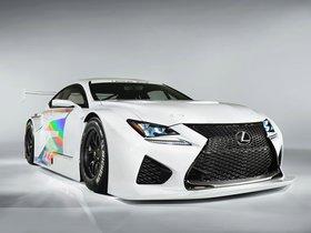 Ver foto 11 de Lexus RC-F GT3 Concept 2014