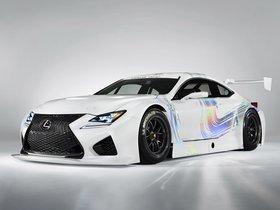 Ver foto 7 de Lexus RC-F GT3 Concept 2014