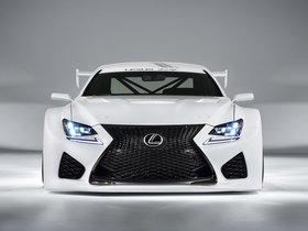 Ver foto 1 de Lexus RC-F GT3 Concept 2014