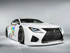 Ver foto 6 de Lexus RC-F GT3 Concept 2014