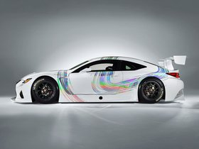 Ver foto 5 de Lexus RC-F GT3 Concept 2014