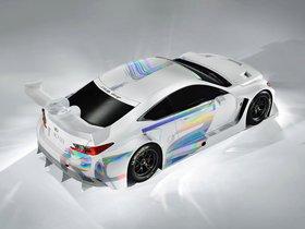 Ver foto 4 de Lexus RC-F GT3 Concept 2014