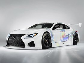 Ver foto 2 de Lexus RC-F GT3 Concept 2014