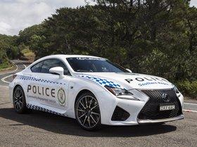 Ver foto 3 de Lexus RC-F Police Car Australia 2016