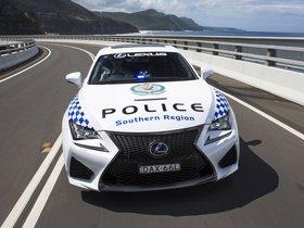 Ver foto 2 de Lexus RC-F Police Car Australia 2016