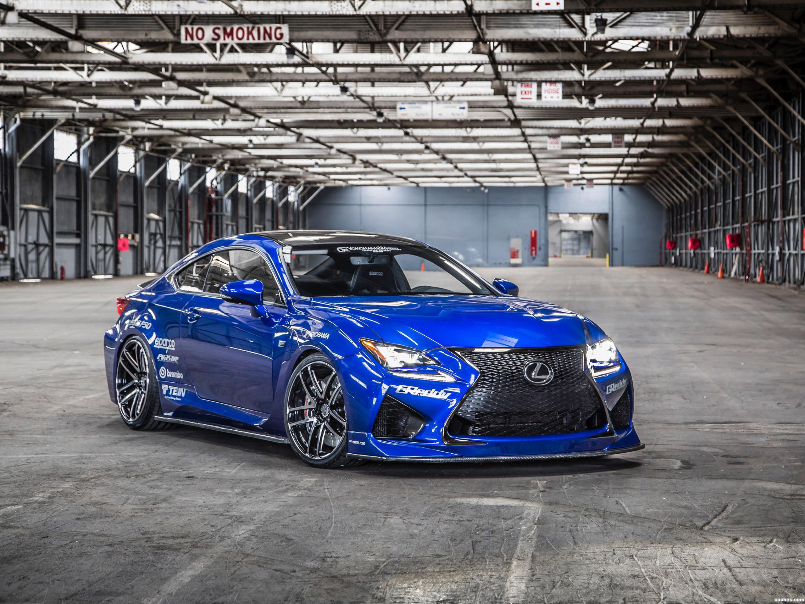 Foto 0 de Lexus RC F by Gordon Ting 2014