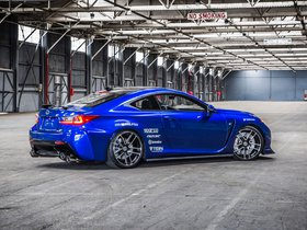 Ver foto 2 de Lexus RC F by Gordon Ting 2014