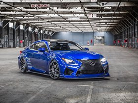 Ver foto 1 de Lexus RC F by Gordon Ting 2014