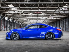 Ver foto 9 de Lexus RC F by Gordon Ting 2014
