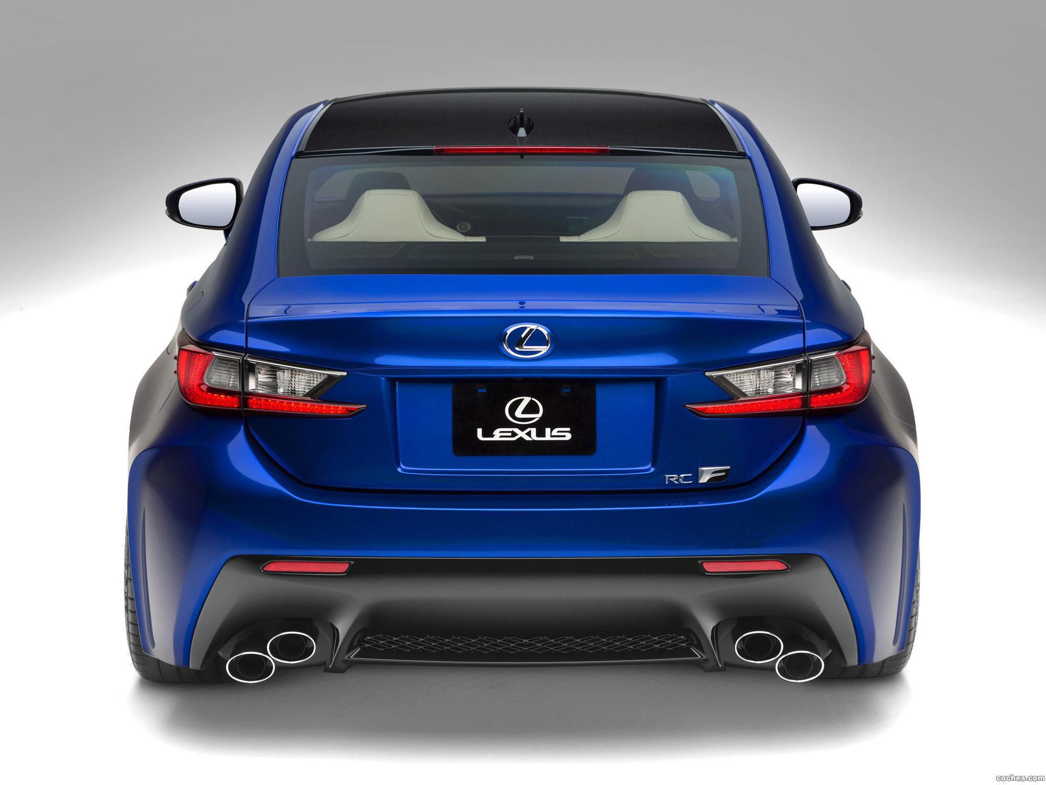 Foto 13 de Lexus RC F 2014