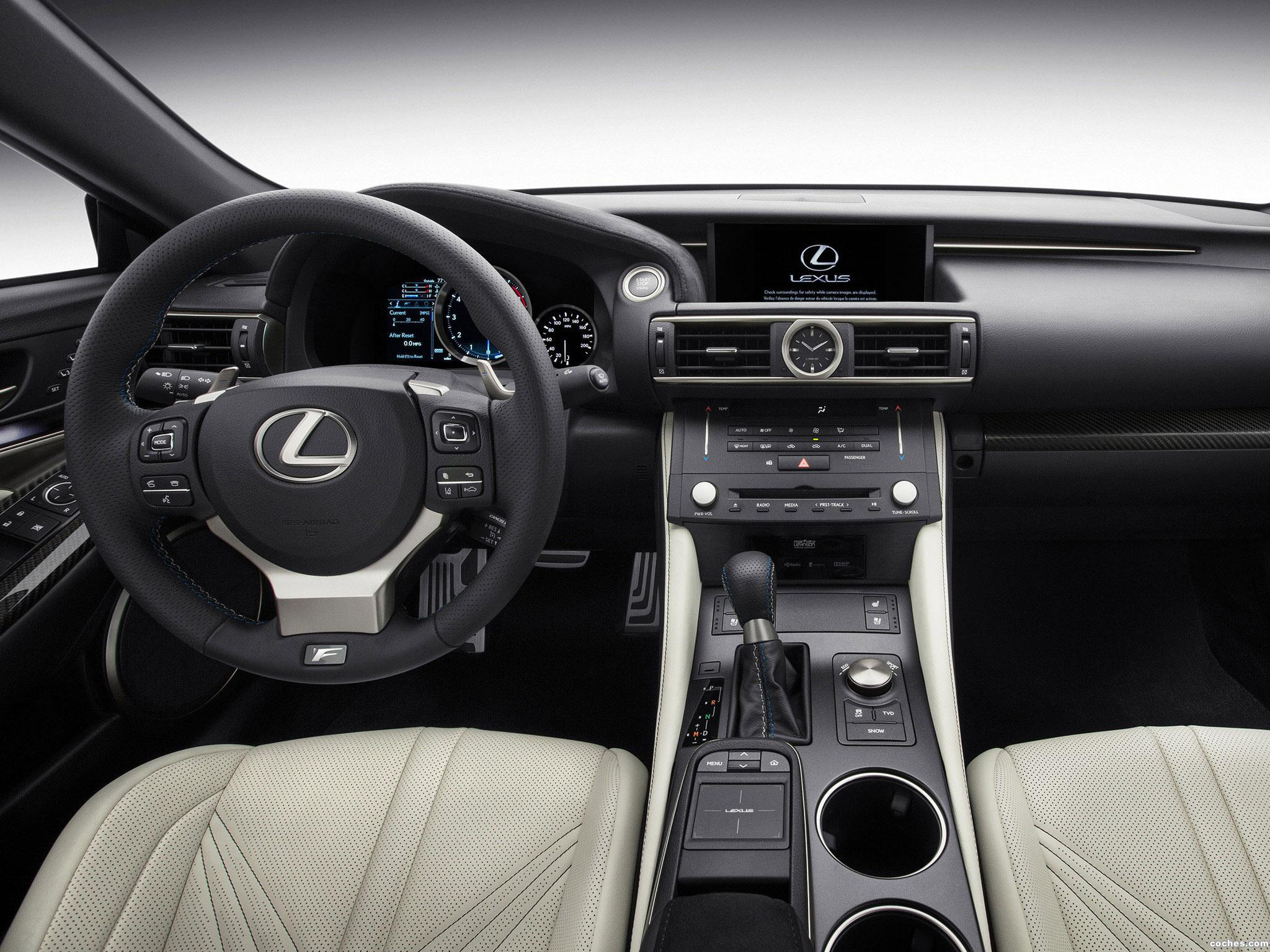 Foto 9 de Lexus RC F 2014