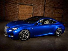 Ver foto 16 de Lexus RC F 2014