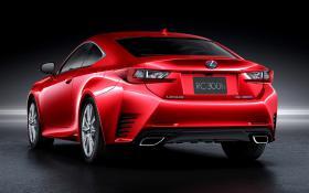 Ver foto 2 de Lexus RC  2015