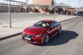 Ver foto 21 de Lexus RC 300h 2019