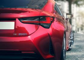Ver foto 31 de Lexus RC 300h 2019