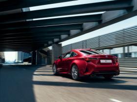 Ver foto 3 de Lexus RC 300h 2019